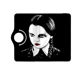Wednesday Addams Kindle Fire Hdx 8 9  Flip 360 Case by Valentinaart
