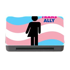 Transgender  Memory Card Reader With Cf by Valentinaart