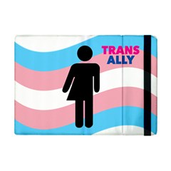 Transgender  Ipad Mini 2 Flip Cases by Valentinaart