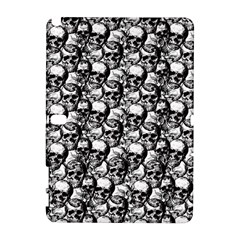 Skulls Pattern  Galaxy Note 1 by Valentinaart