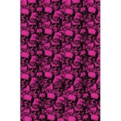 Skulls Pattern  5 5  X 8 5  Notebooks by Valentinaart