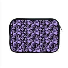 Skulls Pattern  Apple Macbook Pro 15  Zipper Case by Valentinaart