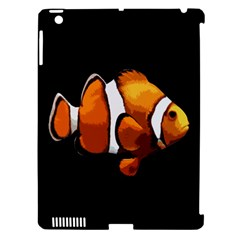 Clown Fish Apple Ipad 3/4 Hardshell Case (compatible With Smart Cover) by Valentinaart