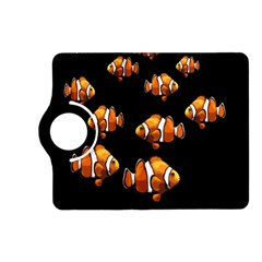 Clown Fish Kindle Fire Hd (2013) Flip 360 Case by Valentinaart