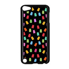 Candy Pattern Apple Ipod Touch 5 Case (black) by Valentinaart