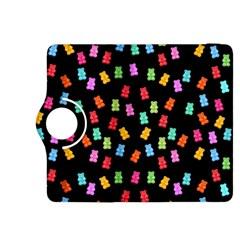 Candy Pattern Kindle Fire Hdx 8 9  Flip 360 Case by Valentinaart