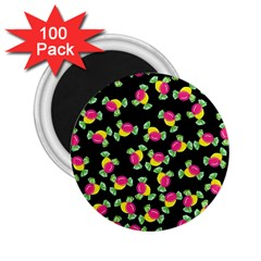 Candy Pattern 2 25  Magnets (100 Pack)  by Valentinaart