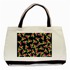 Candy Pattern Basic Tote Bag by Valentinaart
