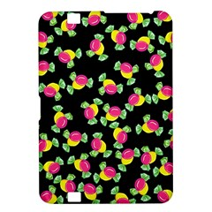 Candy Pattern Kindle Fire Hd 8 9  by Valentinaart