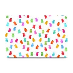 Candy Pattern Plate Mats by Valentinaart