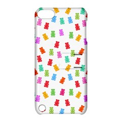 Candy Pattern Apple Ipod Touch 5 Hardshell Case With Stand by Valentinaart