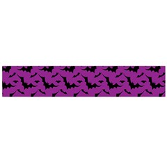 Animals Bad Black Purple Fly Flano Scarf (large) by Mariart