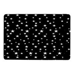 Black Star Space Samsung Galaxy Tab Pro 10 1  Flip Case by Mariart