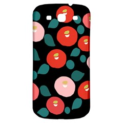 Candy Sugar Red Pink Blue Black Circle Samsung Galaxy S3 S Iii Classic Hardshell Back Case by Mariart