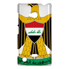 Coat Of Arms Of Iraq  Nokia Lumia 720 by abbeyz71
