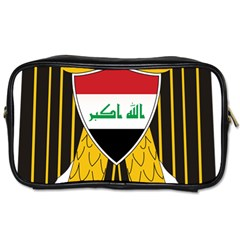 Coat Of Arms Of Iraq  Toiletries Bags 2 Side by abbeyz71