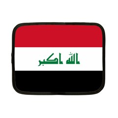 Flag Of Iraq  Netbook Case (small)  by abbeyz71