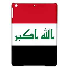 Flag Of Iraq  Ipad Air Hardshell Cases by abbeyz71