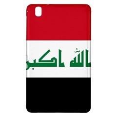 Flag Of Iraq  Samsung Galaxy Tab Pro 8 4 Hardshell Case by abbeyz71