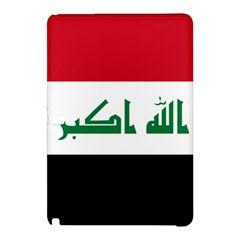 Flag Of Iraq  Samsung Galaxy Tab Pro 12 2 Hardshell Case by abbeyz71