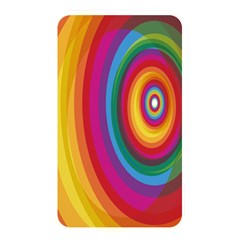 Circle Rainbow Color Hole Rasta Memory Card Reader by Mariart