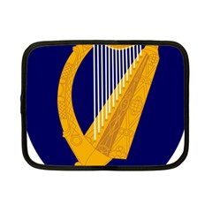 Coat Of Arms Of Ireland Netbook Case (small)  by abbeyz71