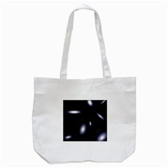 Galaxy Planet Space Star Light Polka Night Tote Bag (white) by Mariart
