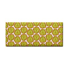 Horned Melon Green Fruit Cosmetic Storage Cases by Mariart