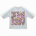 Star Flower Purple Pink Infant/Toddler T-Shirts