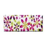 Star Flower Purple Pink Cosmetic Storage Cases