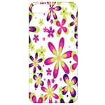 Star Flower Purple Pink Apple iPhone 5 Classic Hardshell Case