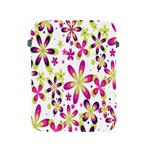 Star Flower Purple Pink Apple iPad 2/3/4 Protective Soft Cases