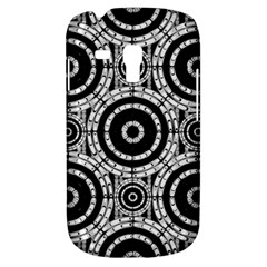 Geometric Black And White Galaxy S3 Mini by linceazul