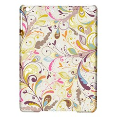 Colorful Seamless Floral Background Ipad Air Hardshell Cases by TastefulDesigns