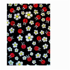 Sixties Flashback Large Garden Flag (two Sides) by dawnsiegler