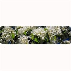 Floral Skies 2 Large Bar Mats by dawnsiegler