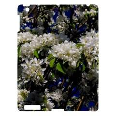 Floral Skies 2 Apple Ipad 3/4 Hardshell Case by dawnsiegler