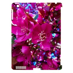 Pretty In Fuchsia 2 Apple Ipad 3/4 Hardshell Case (compatible With Smart Cover) by dawnsiegler