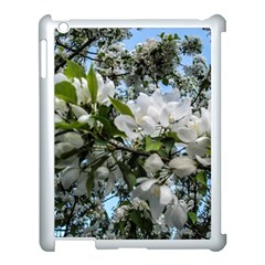 Pure And Simple 2 Apple Ipad 3/4 Case (white) by dawnsiegler