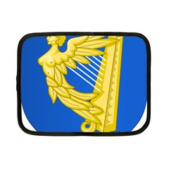 Coat Of Arms Of Ireland, 17th Century To The Foundation Of Irish Free State Netbook Case (small)  by abbeyz71