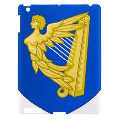 Coat Of Arms Of Ireland, 17th Century To The Foundation Of Irish Free State Apple Ipad 3/4 Hardshell Case by abbeyz71