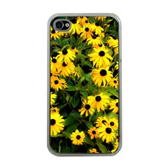 Walking Through Sunshine Apple Iphone 4 Case (clear) by dawnsiegler