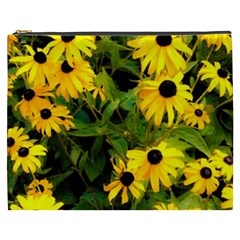 Walking Through Sunshine Cosmetic Bag (xxxl)  by dawnsiegler