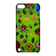 Lucky Ladies Apple Ipod Touch 5 Hardshell Case With Stand by dawnsiegler