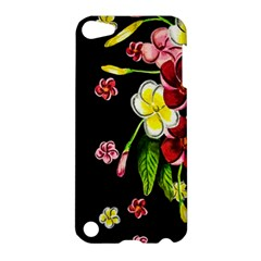 Floral Rhapsody Pt 2 Apple Ipod Touch 5 Hardshell Case by dawnsiegler