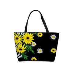 Floral Rhapsody Pt 3 Shoulder Handbags by dawnsiegler