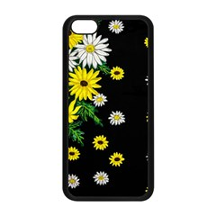 Floral Rhapsody Pt 3 Apple Iphone 5c Seamless Case (black) by dawnsiegler