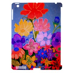 Spring Pastels Apple Ipad 3/4 Hardshell Case (compatible With Smart Cover) by dawnsiegler