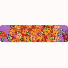 Floral Sphere Large Bar Mats by dawnsiegler