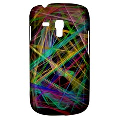 Colorful Laser Lights       Samsung Galaxy Ace Plus S7500 Hardshell Case by LalyLauraFLM
